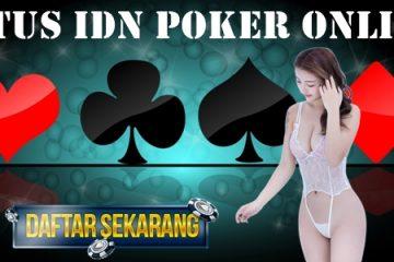 Situs IDN Poker Online 3 Game Untuk Pemula